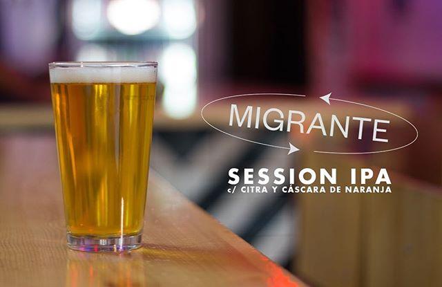 Hace una semana que #CervezaMigrante salió al mercado y nos da mucho gusto leer los comentarios de aceptación tanto a la cerveza como al proyecto.  Recuerda que esta cerveza es para beneficio de dos proyectos que buscan dignificar al migrante deportado y evitar que caigan en situaciones de riesgo. Entra al link para conocer más a detalle sobre el impacto y el proyecto en general. #SéInsurgente #CraftBeer #CervezaArtesanal #TapRoom