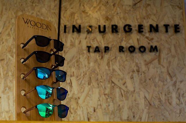 Nos acaban de llegar los nuevos lentes WOODN Essentials + Insurgente para ésta temporada. Ideales para una #SemanaSanta entre buenos compas, olas y buenas cheves. ¡Encuéntralos en Insurgente Tap Room a partir de hoy! #SéInsurgente #ITR #Sunglasses #SpringBreak #Merch #Brewery #TapRoom #Tijuana #LentesDeSol