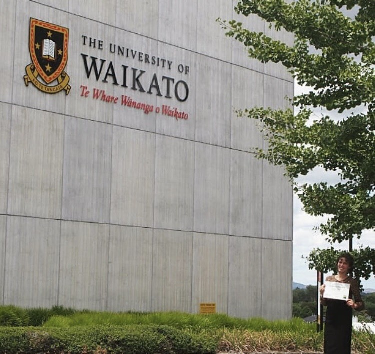 Congratulations to Angelique! She got the Presentation Prize on the occasion of the 8th International Conference on Polar & Alpine Microbiology at the University of Waikato in New Zealand.