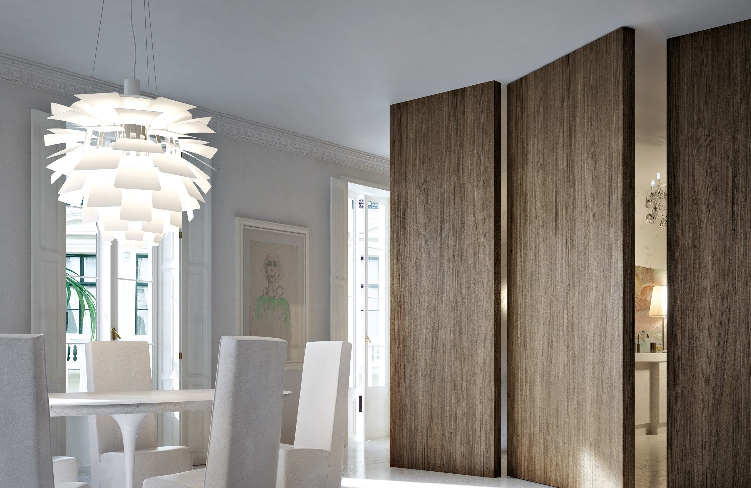 Linvisible Brezza_Filo10-Vertical-pivot-door_veneered-finish.jpg