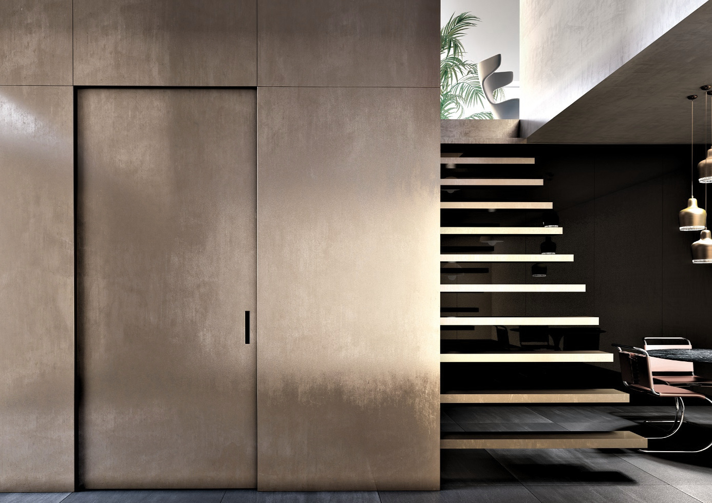 Linvisible Marea Pocket-door copper-metal-finish.jpg