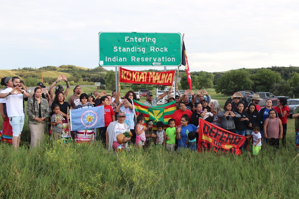 North Dakota, Standing Rock