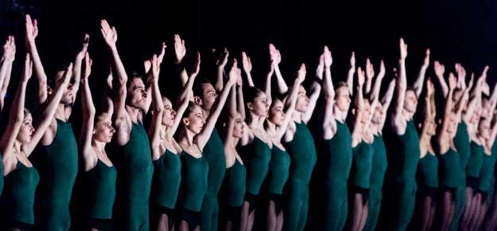 'Artifact Suite', Royal Swedish Ballet, 2014