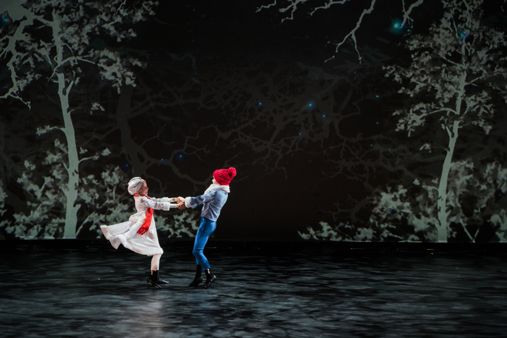 A Frosty Fable, National Youth Ballet. Photo: Sean Purser