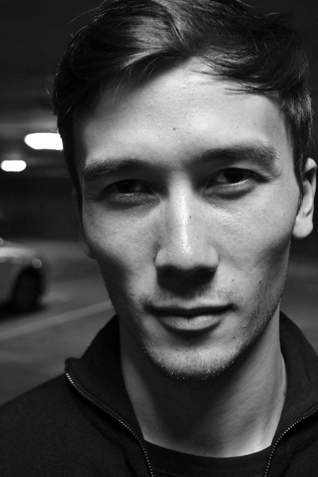 James Pett: Photo by Yanik Allard