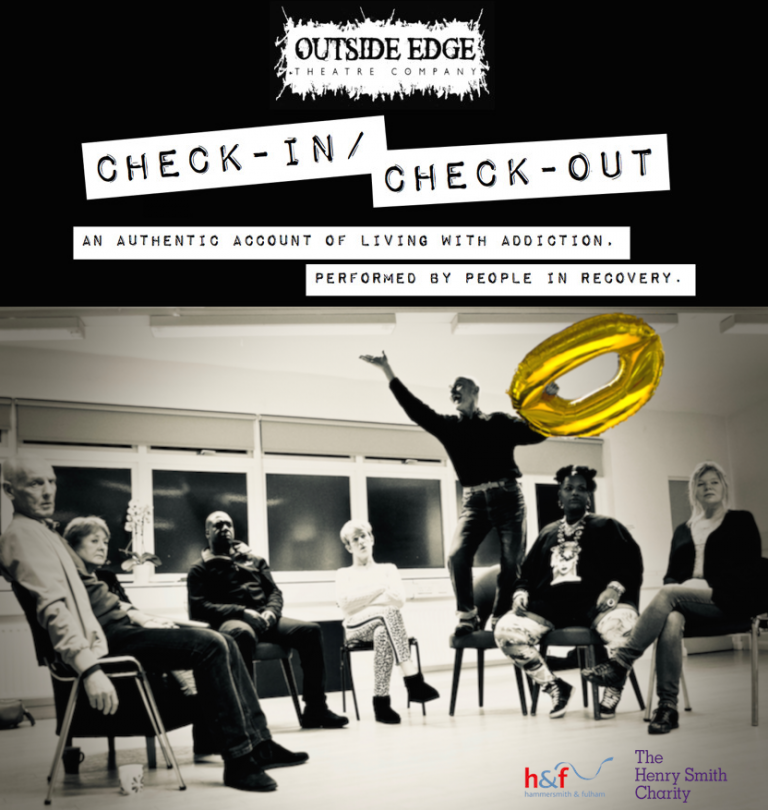 Outside Edge Theatre Company: Check in/Check out