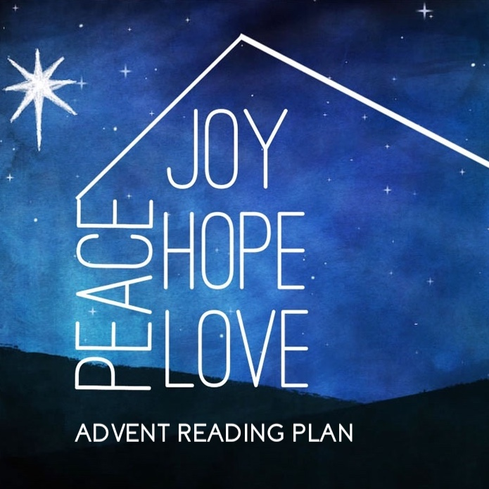 For centuries, Christians around the world have used the four weeks leading up to Christmas to prepare themselves for the celebration of Jesus' birth. It's a time when we observe his first coming while we also look forward to his second coming. This 4-day (4 Week) plan will focus on hope, peace, joy, and love.