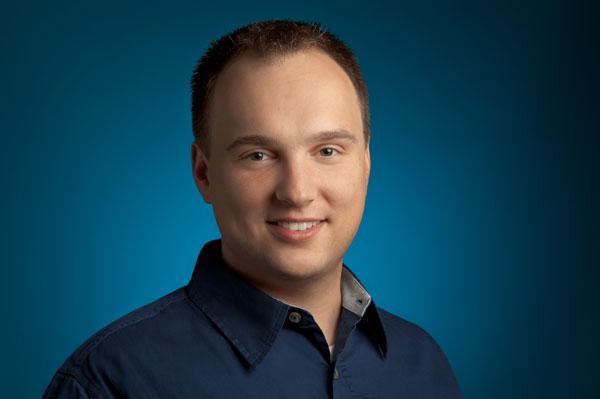 Dawid Ostrowski, global program manager w Google Developer Experts