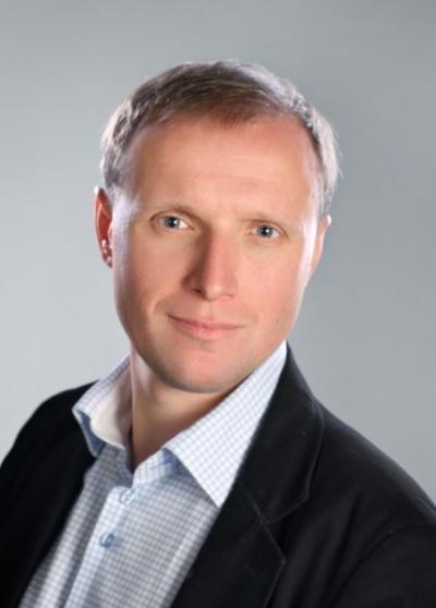 Krzysztof Wojtas,architekt systemu SaldeoSMART, Prezes BrainSHARE IT sp. z o.o, źródło: Symetria PR