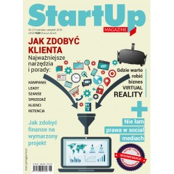 StartUp Magazine 21/2016