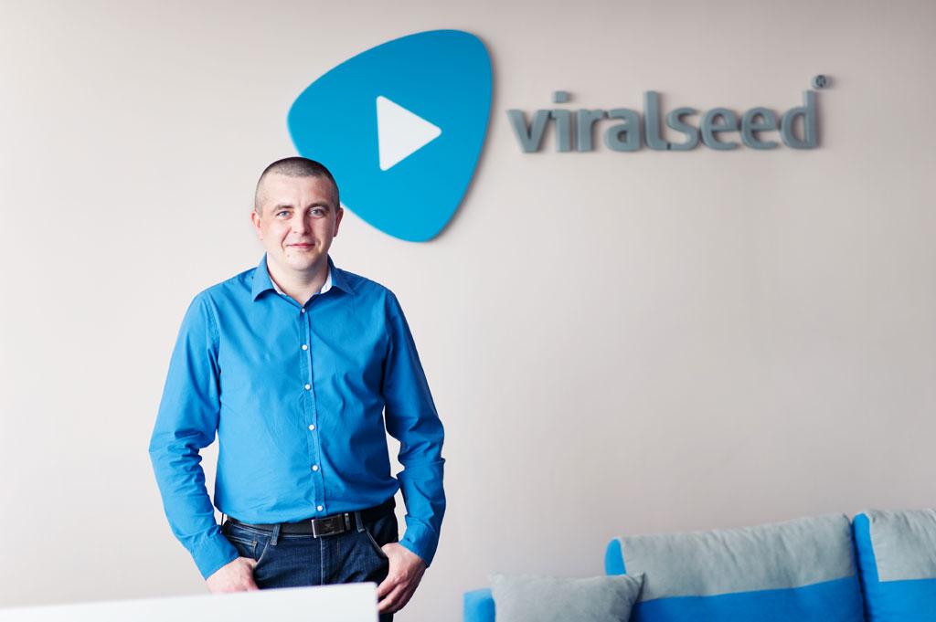 Marcin Dudkiewicz - CEO ViralSeed