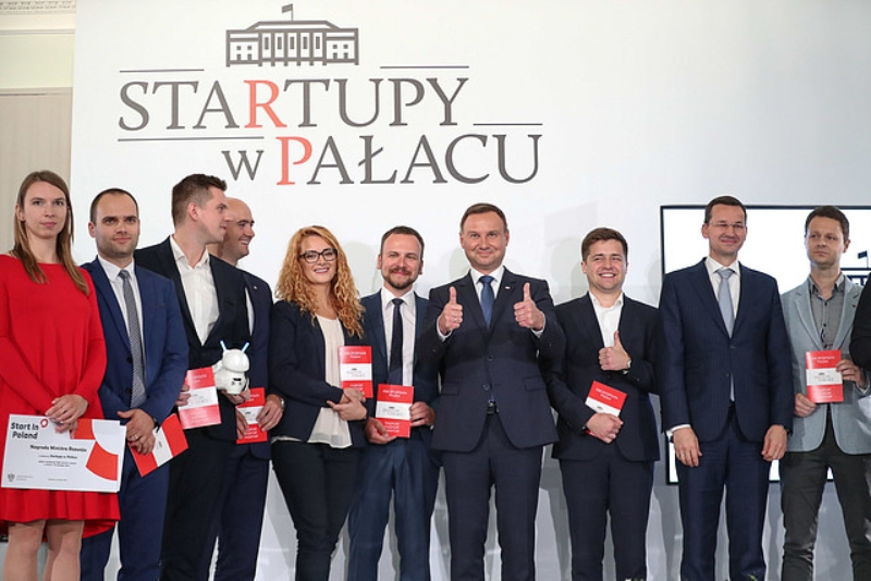 Prezydent RP Startupy w Palacu.jpg