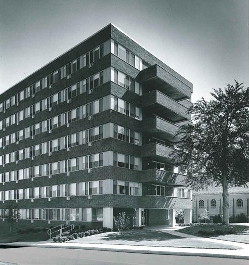 The Westerly, 1963  Lakewood, Ohio