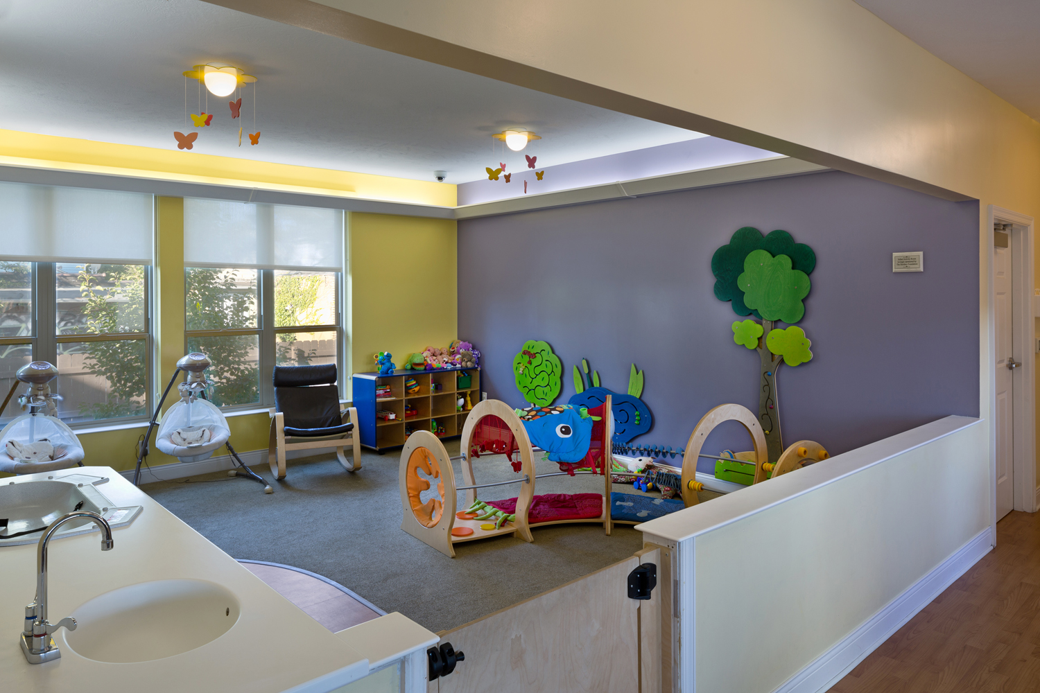 Providence House Playroom
