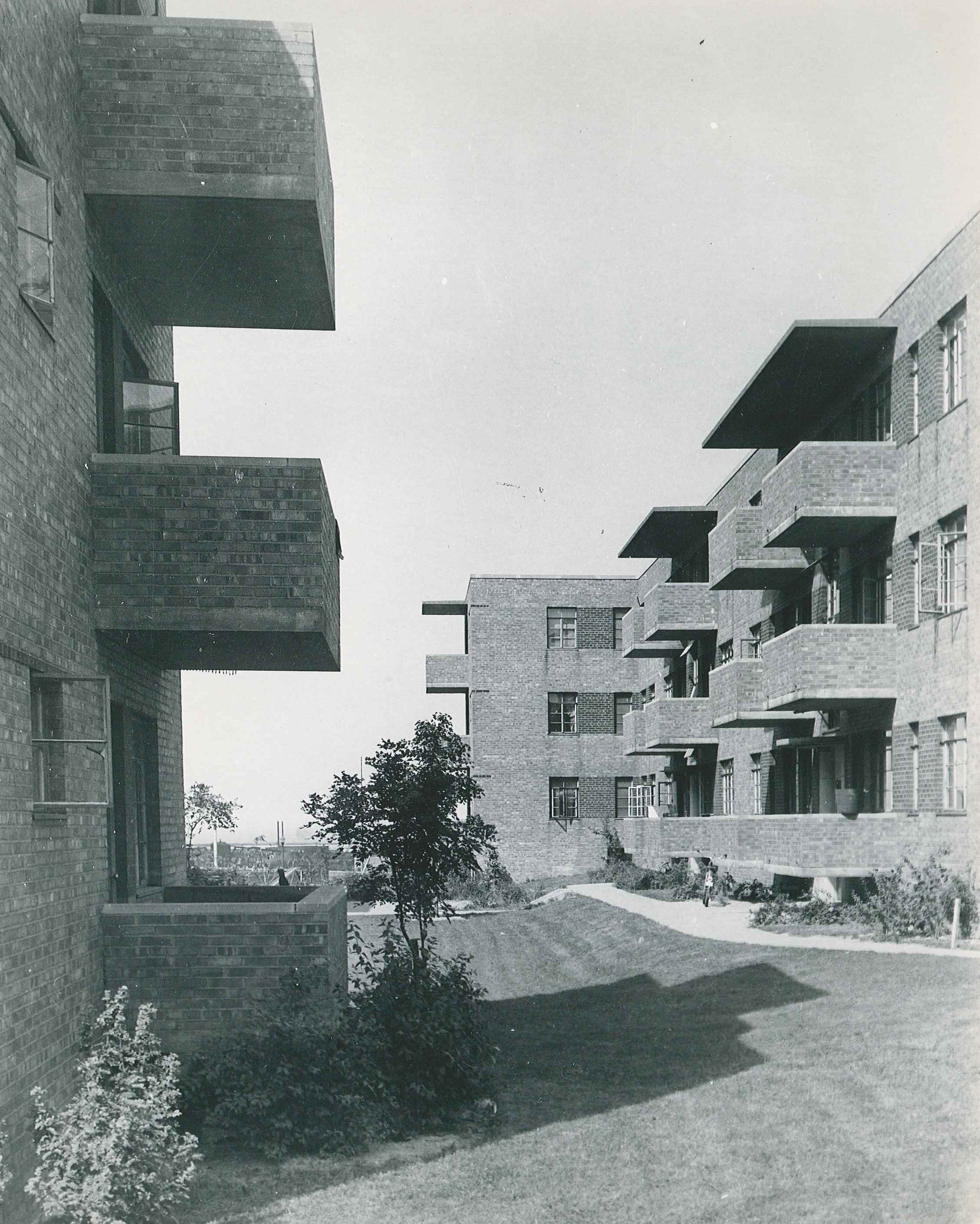 Lakeview Terrace, 1937  Cleveland, Ohio