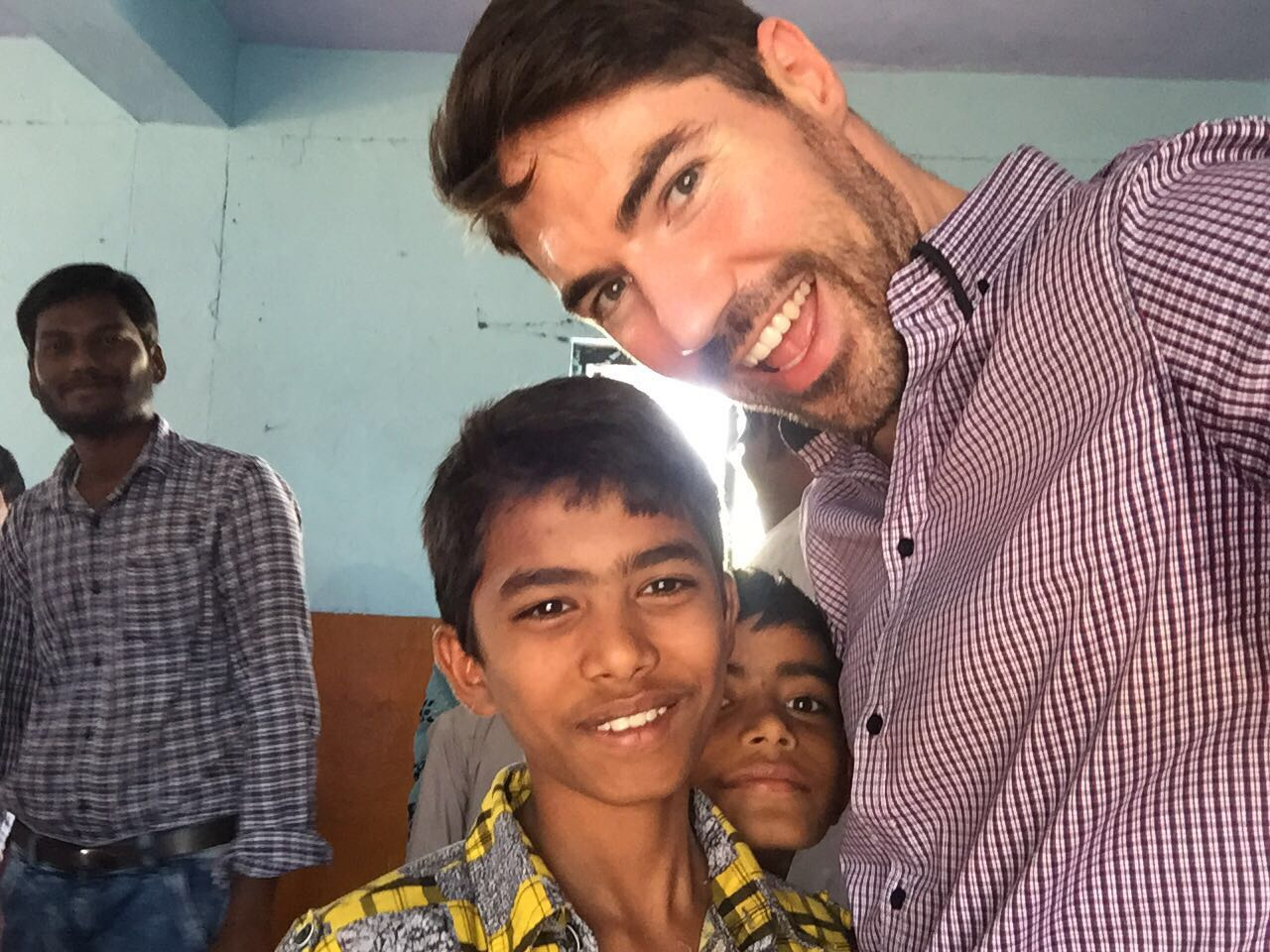 On Mission in India