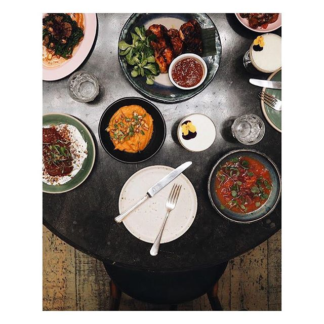 How's your Thursday going? #lunch #goals #pachamamalondon via @kseniaskos