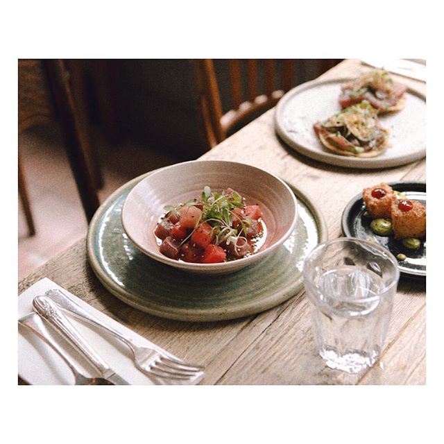 🐠 We've got a few spots left for tomorrow's ceviche masterclass - join us at 7pm and learn how to make your very own delicious ceviche! Tickets are available in the profile description #chicamalondon #summervibes #ceviche via @tomila_katsman