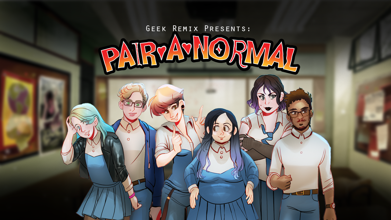 Pairanormal Chapter One is available for download now! I have been working on the music for this game for a little while now and I couldn't be more happy to see things come together. This is an ongoing project so there will definitely be more to come! Please check it out! https://chicmonster.itch.io/pairanormal