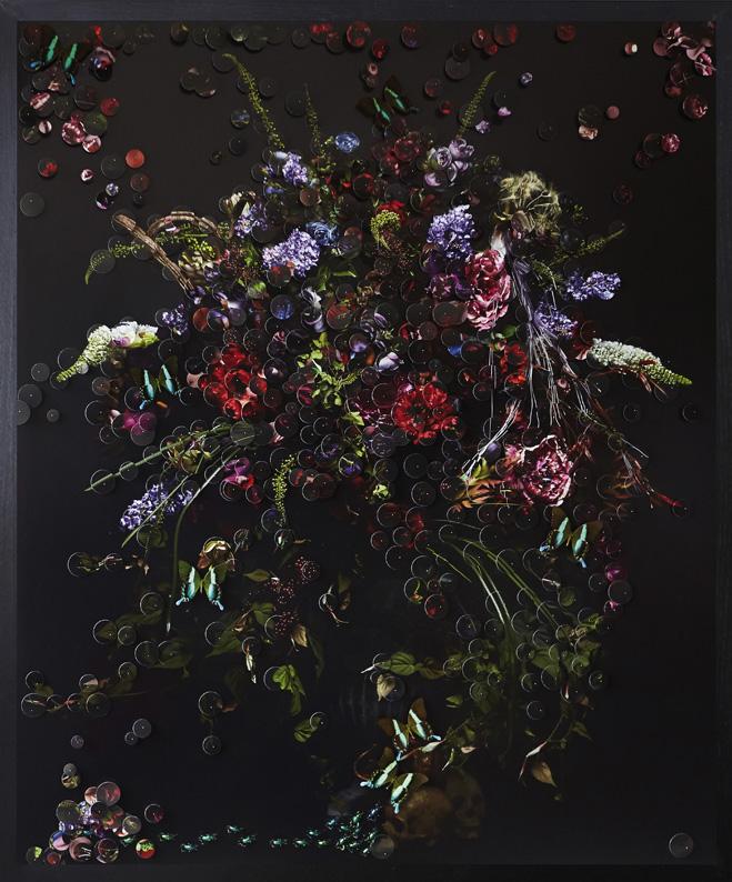 Bon'nô II (Lust II)  2015  180 x 150 cm