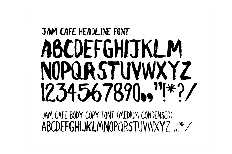JamcafeFont_invert.jpg