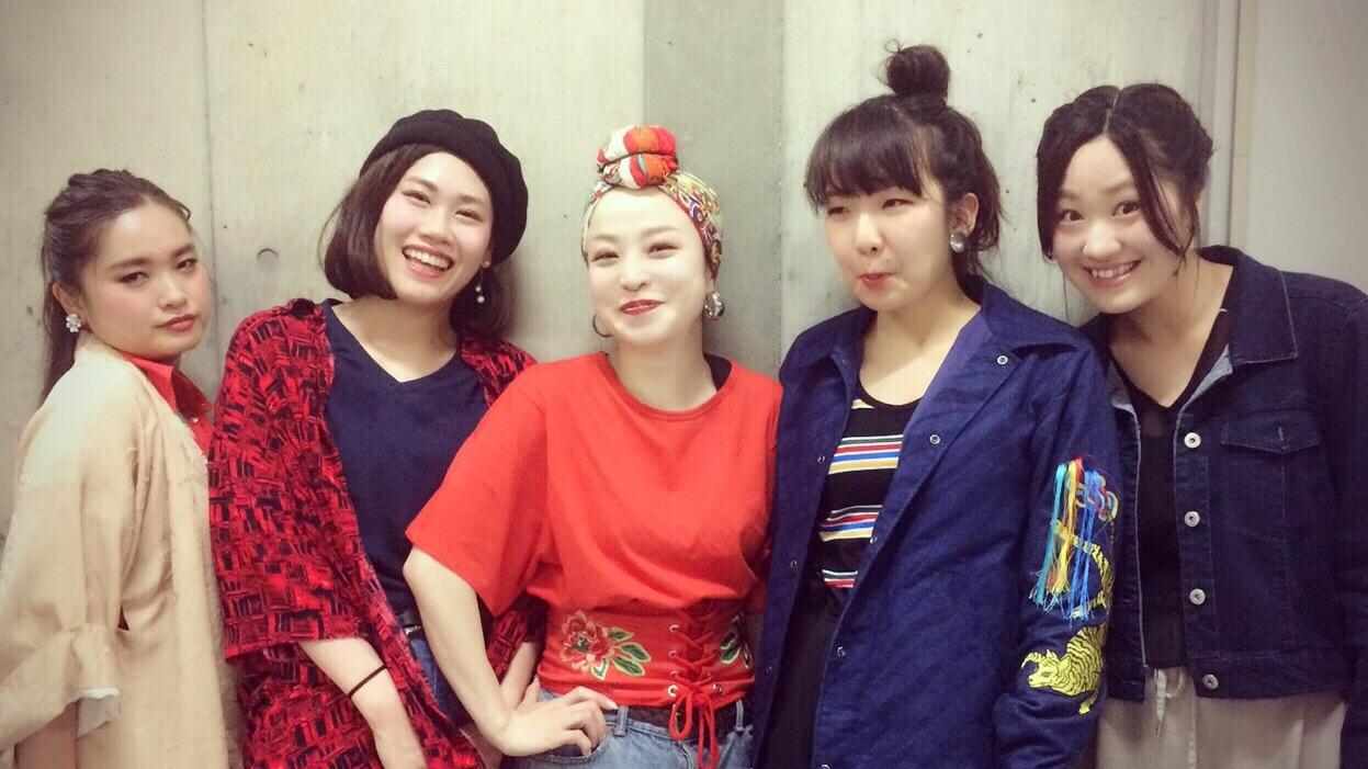 mawcrew(Akutama+祥子+千恵+NYON+MAIKO)