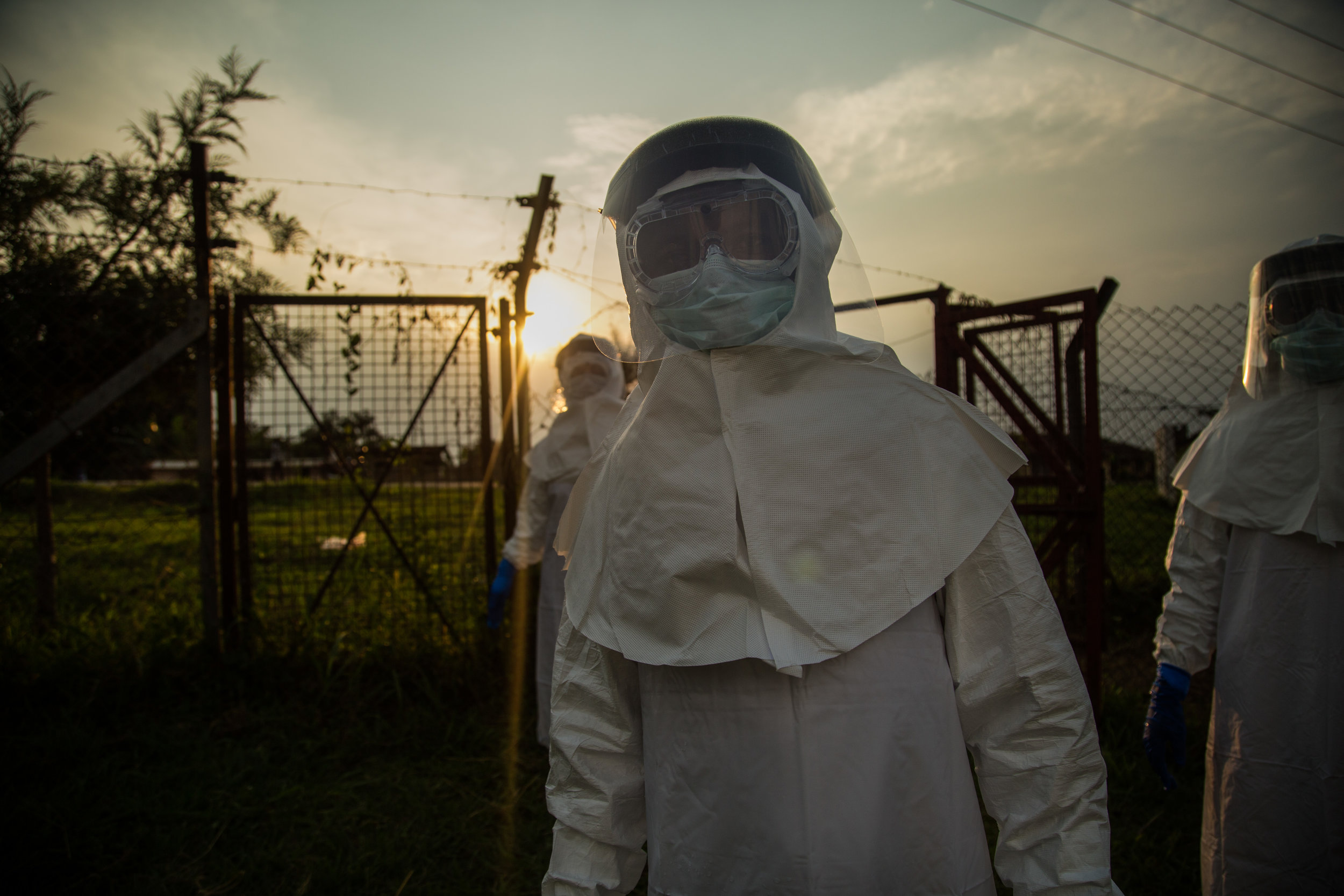 Uganda prepares for potential Ebola outbreak as it spreads on the border with DRC // AFP 08.2018