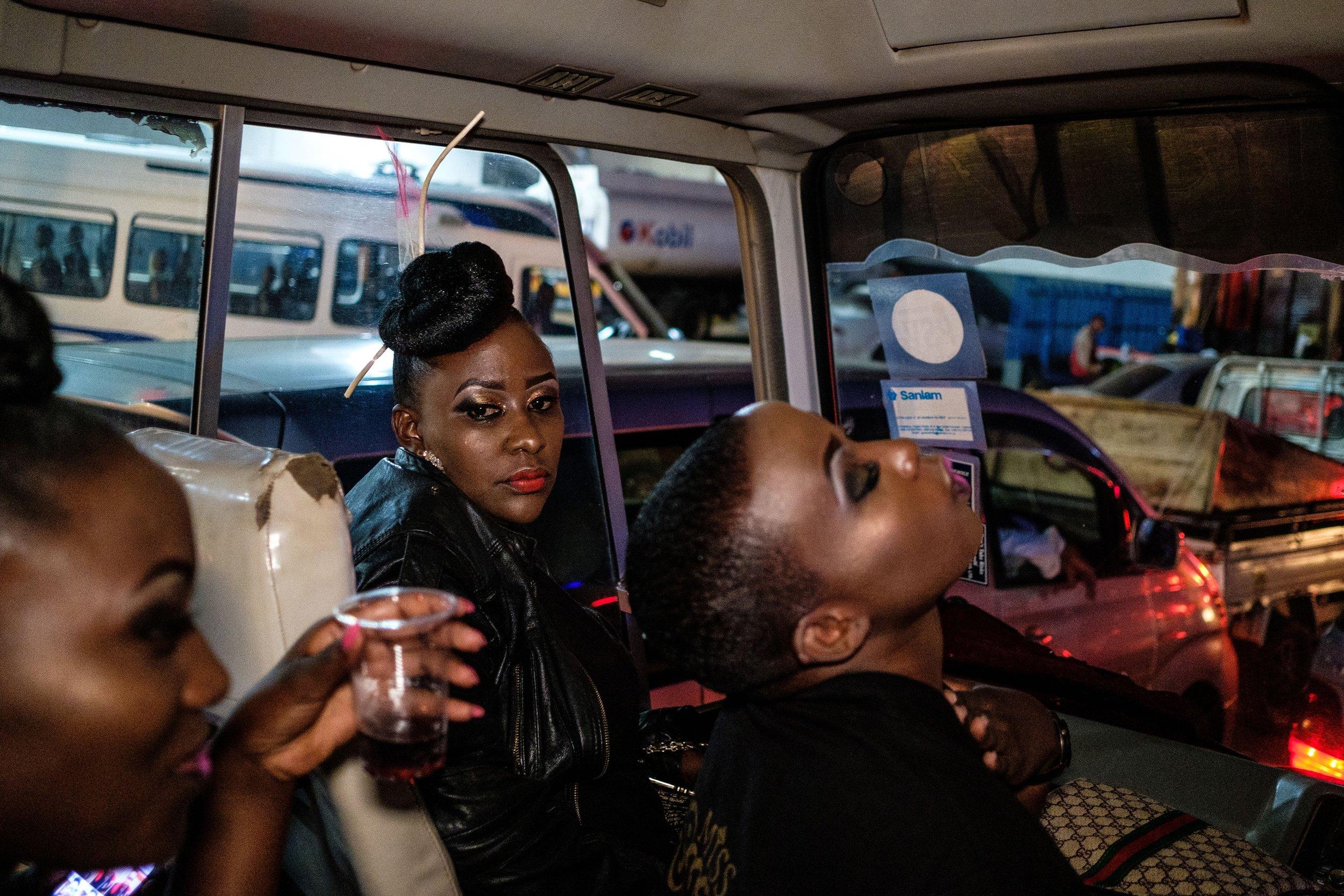 Miss Curvy Uganda // AFP // 05.2019