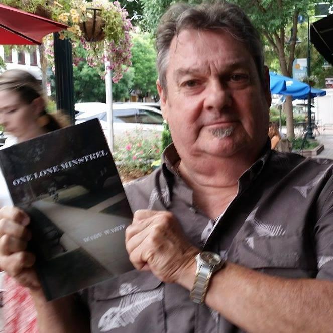 Author, Marv Ward