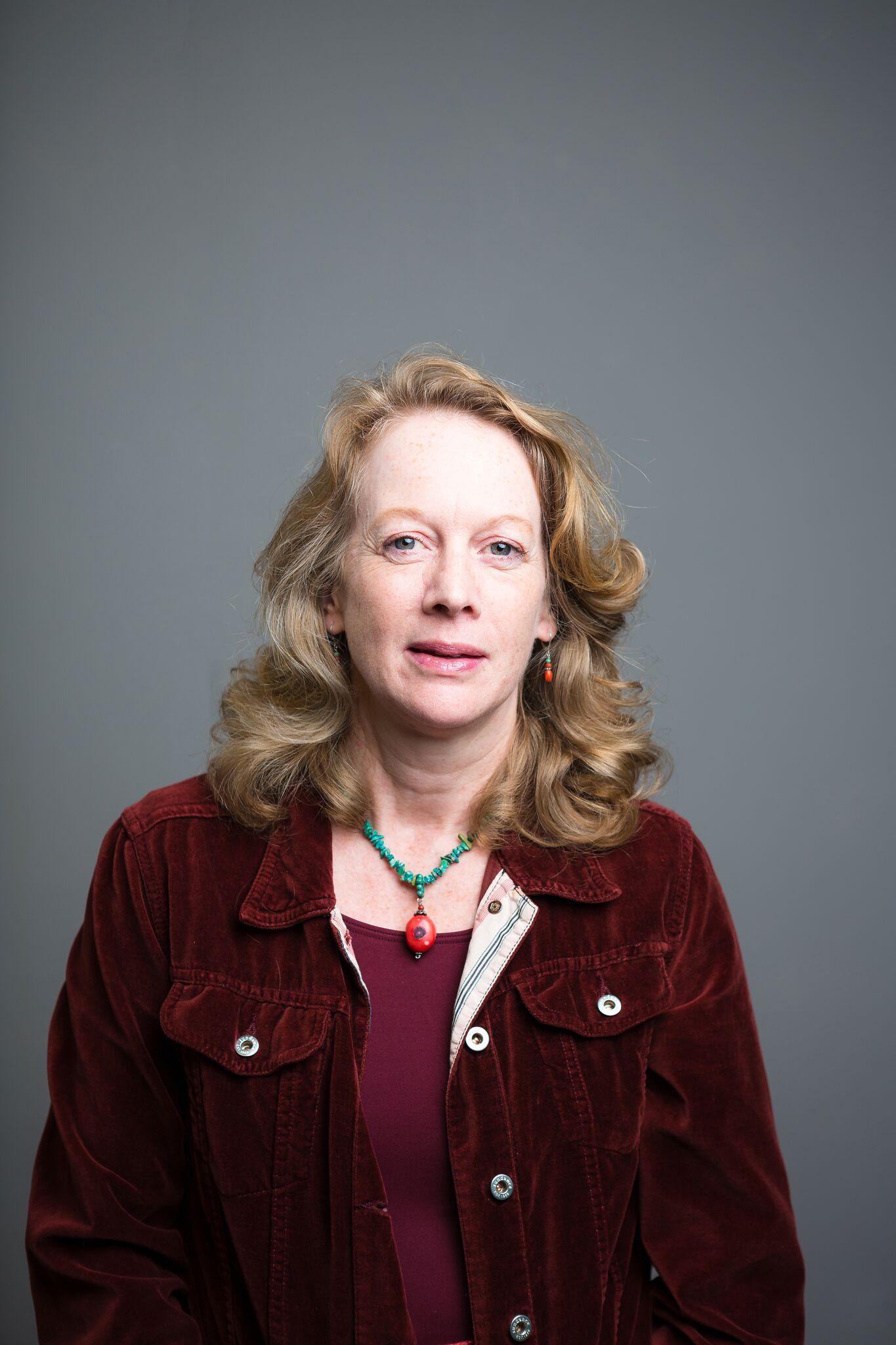 Nicola Waldron - literary artist  photo by Forrest Clonts