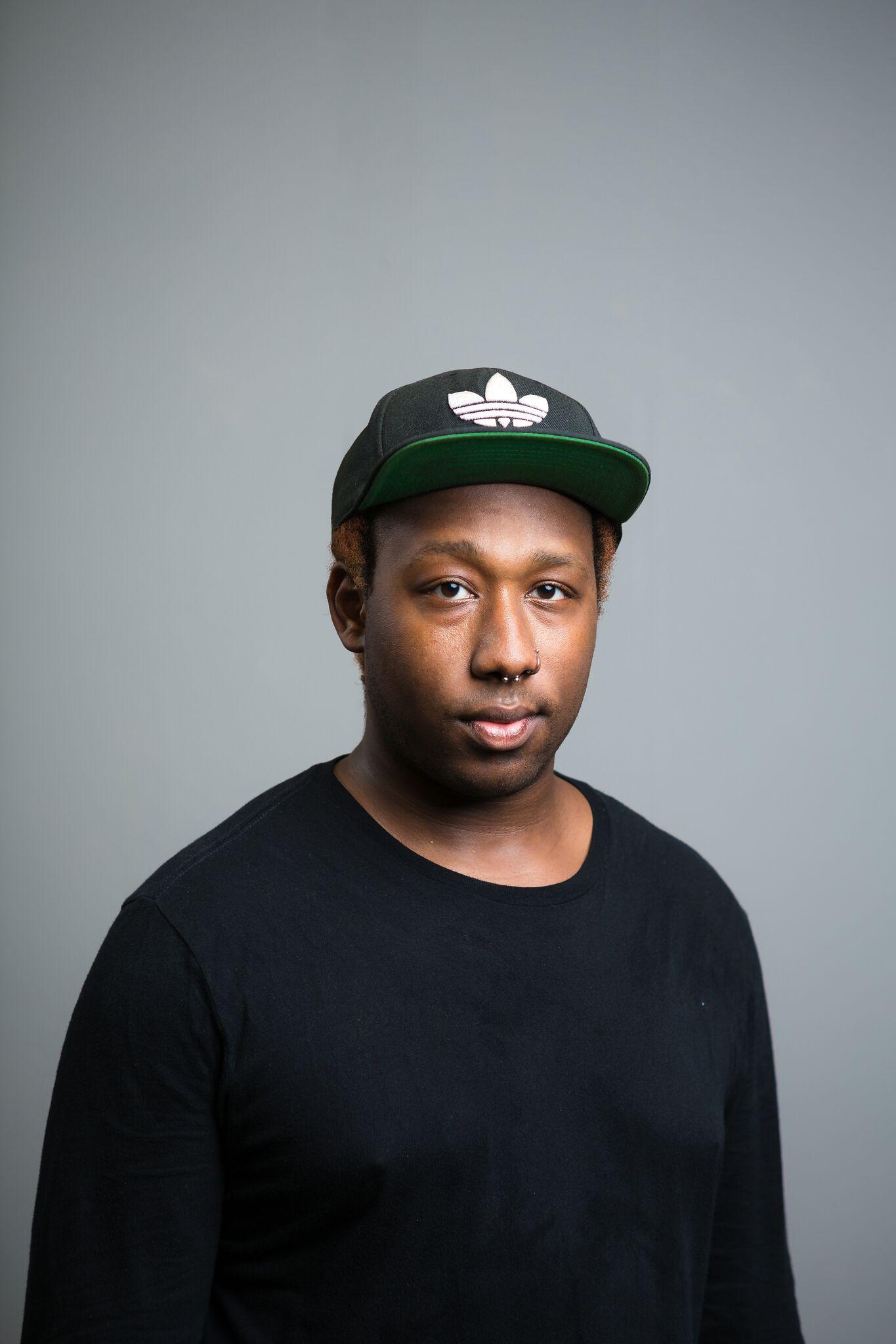 Bakari Lebby - 2017 Jasper Artist of the Year in Theatre