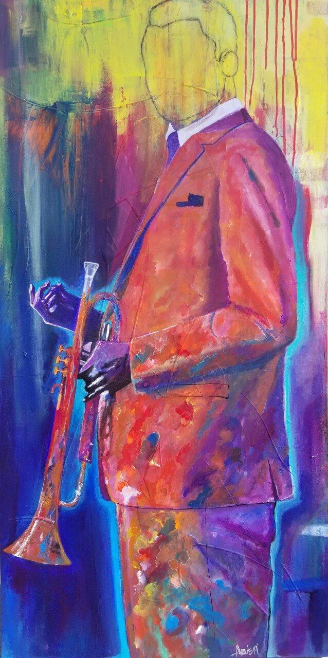 Artist - MTC Graduate Anthony Lewis