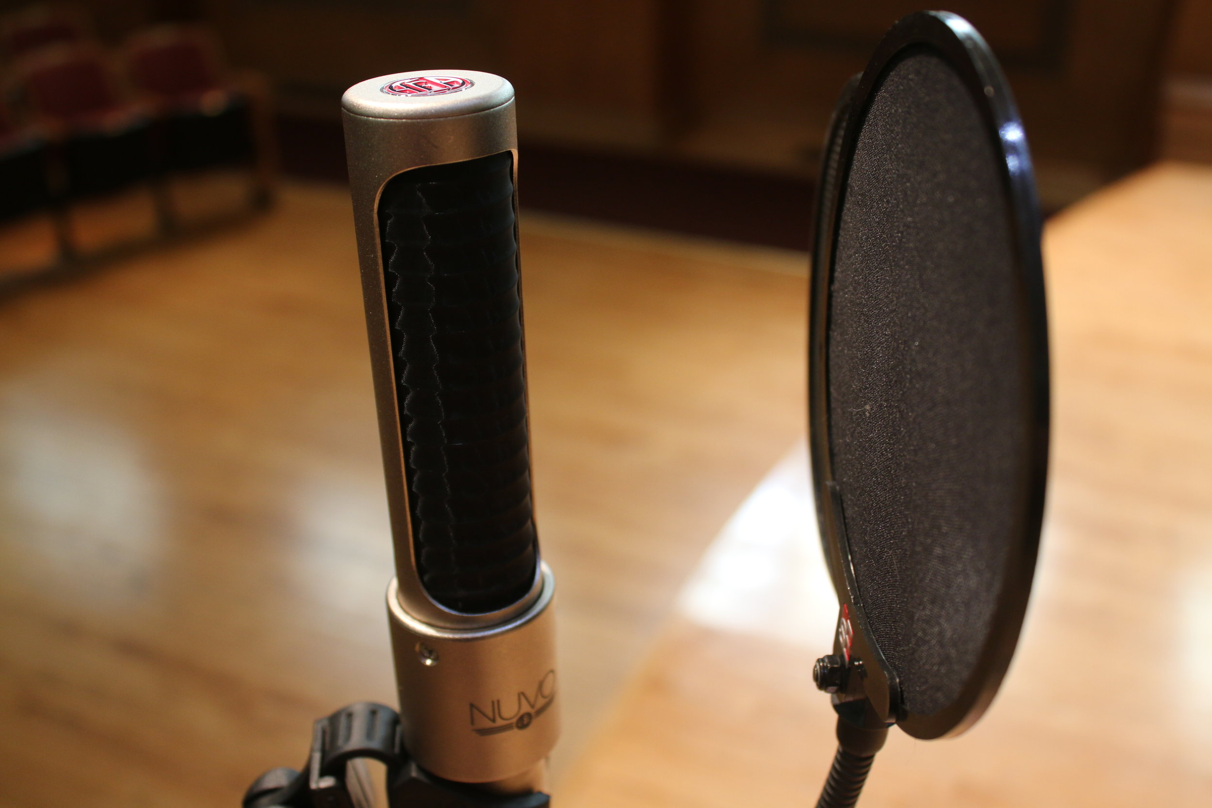 Audio - We pride ourselves on making stellar audio recordings, both at live performances and in the studio. As classically trained musicians, we pay careful attention to balance, color, and the unique timbre of each individual instrument.