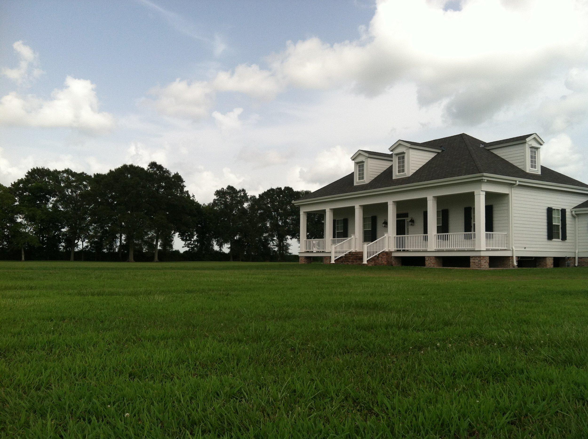 Mayhew Residence