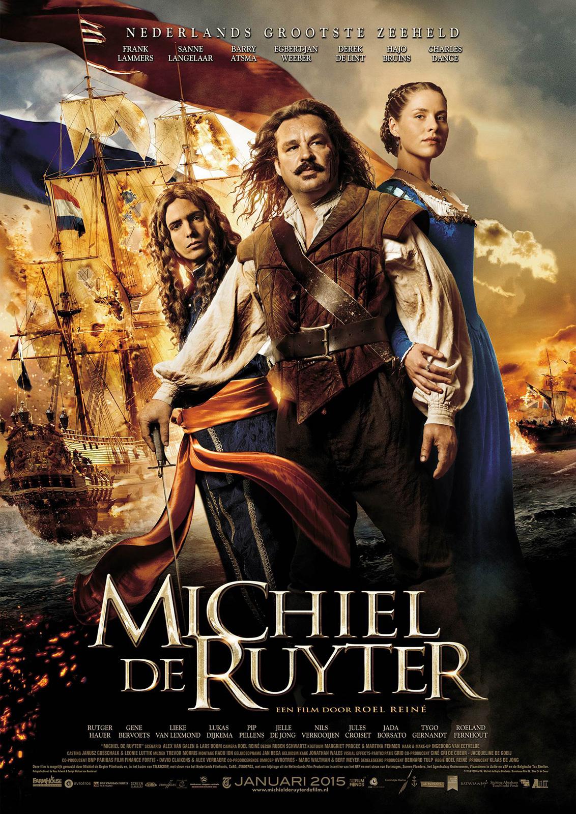 Michiel de Ruyter Teasers