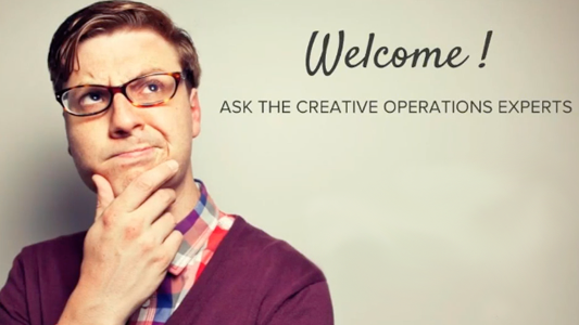 Ask the Experts    Throughout the webcast you'll learn:  If Creative Operations is more than project management and how to earn executive buy-in and support to formalize the role in your organization.What metrics you should be measuring to drive efficiencies in creative production, and how to find technology to support your processes.   >>   WATCH WEBINAR