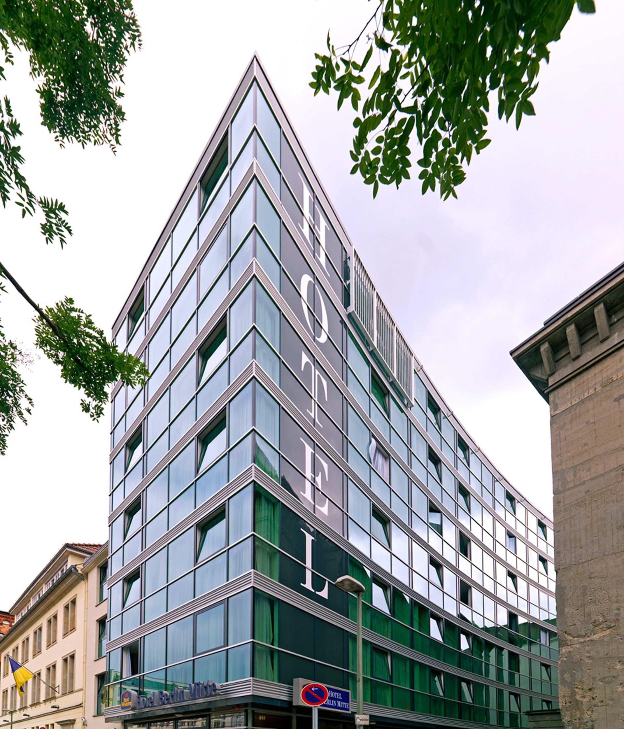 Hotelgebäude Albrechtstraße 25