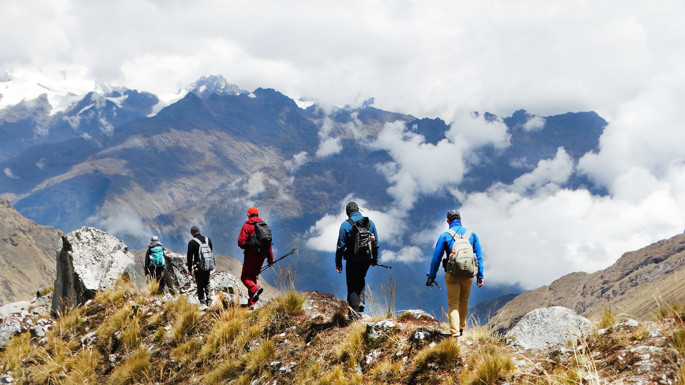 Trekking Journeys   Walk the Inca Trail   Learn More