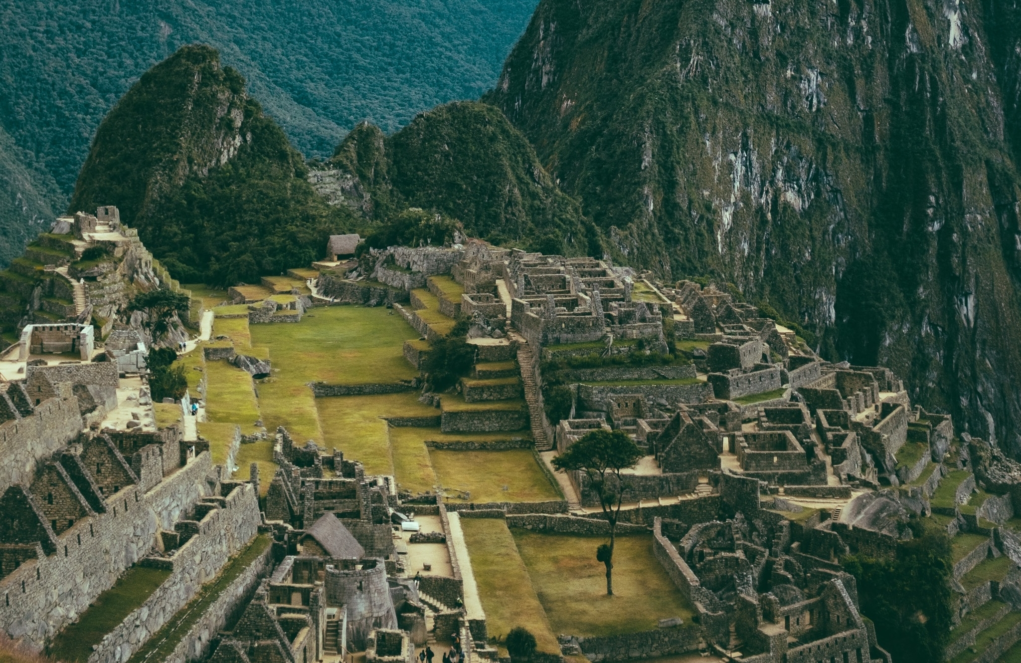 Machu Picchu   One of the new 7 wonders of the world   Learn More