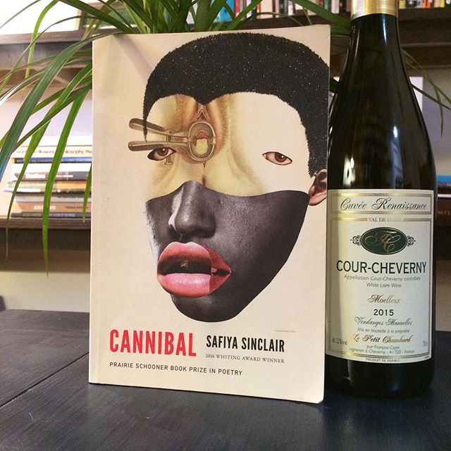 Who are some of your favorite #caribbeanamerican writers? What type of wine would you pair with their work? . We've paired Safiyah Sinclair's Cannibal with our complex and rare bottle of Cuvée Renaissance!