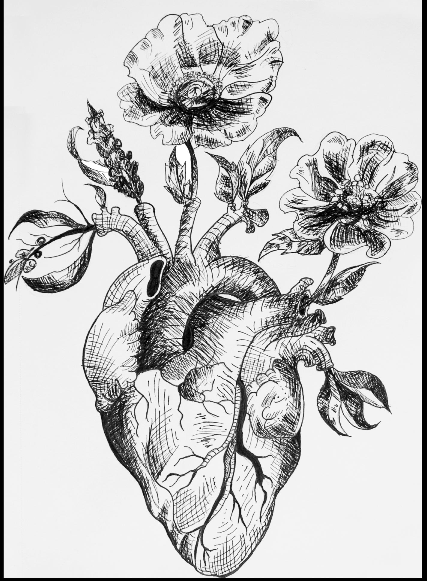Garden Heart   by Jared Ashworth