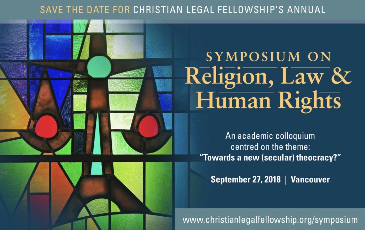 Save the date  for CLF's annual Symposium (September 27, 2018; Vancouver, BC). CLF intends to produce a similar publication after the 2018 Symposium.
