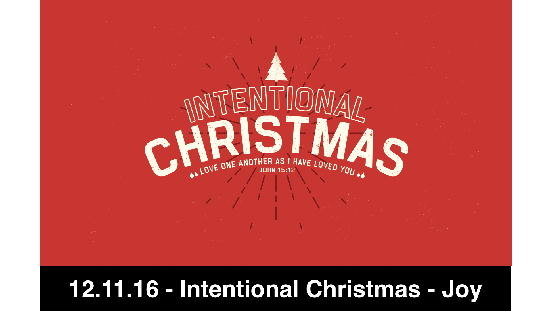 12-11-16 Intentional Christmas - Joy
