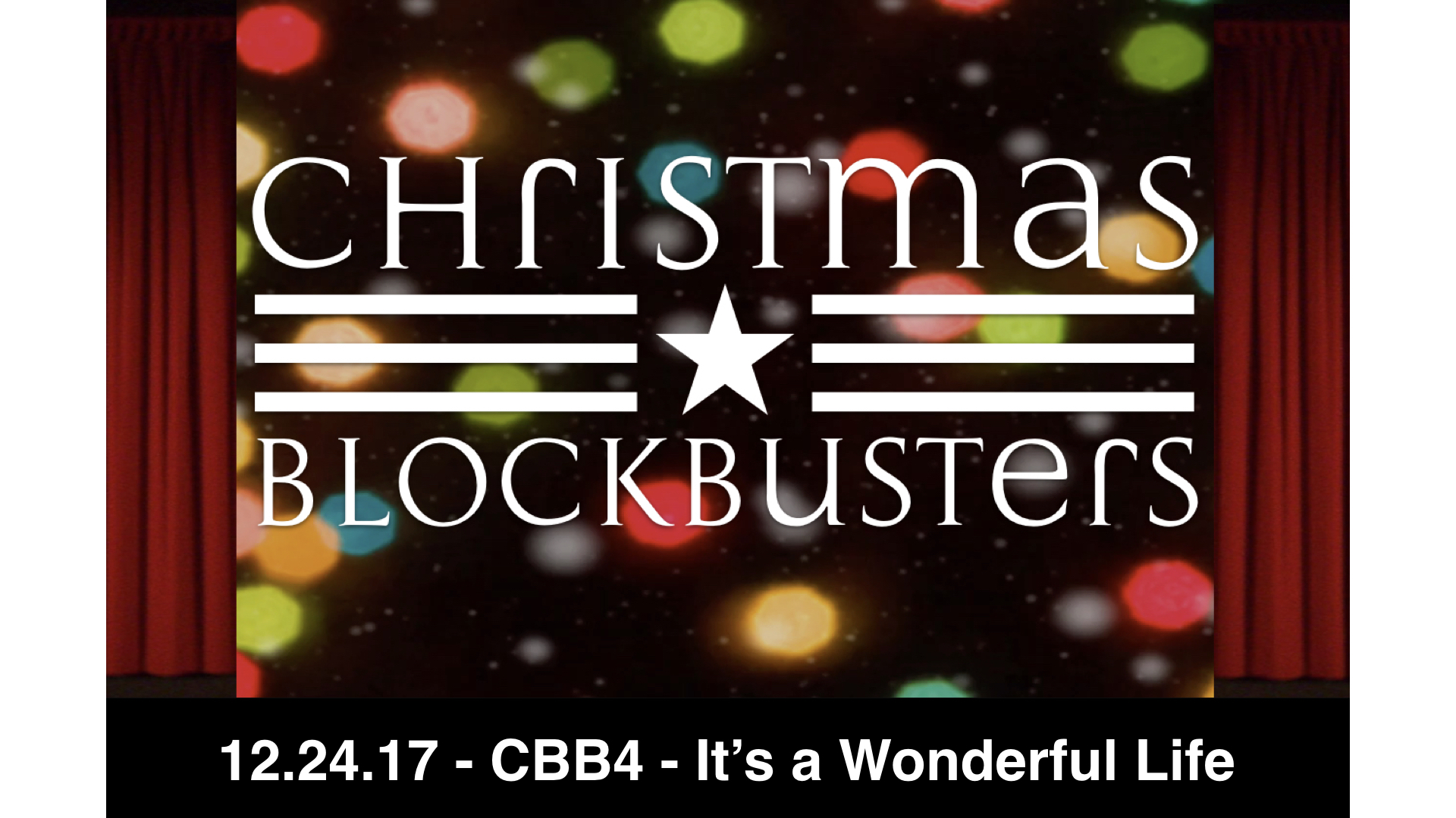 12.24.17 Christmas Blockbusters 4 - It's a Wonderful Life