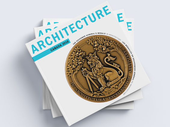 Governor General's Medals in Architecture - award Book Design