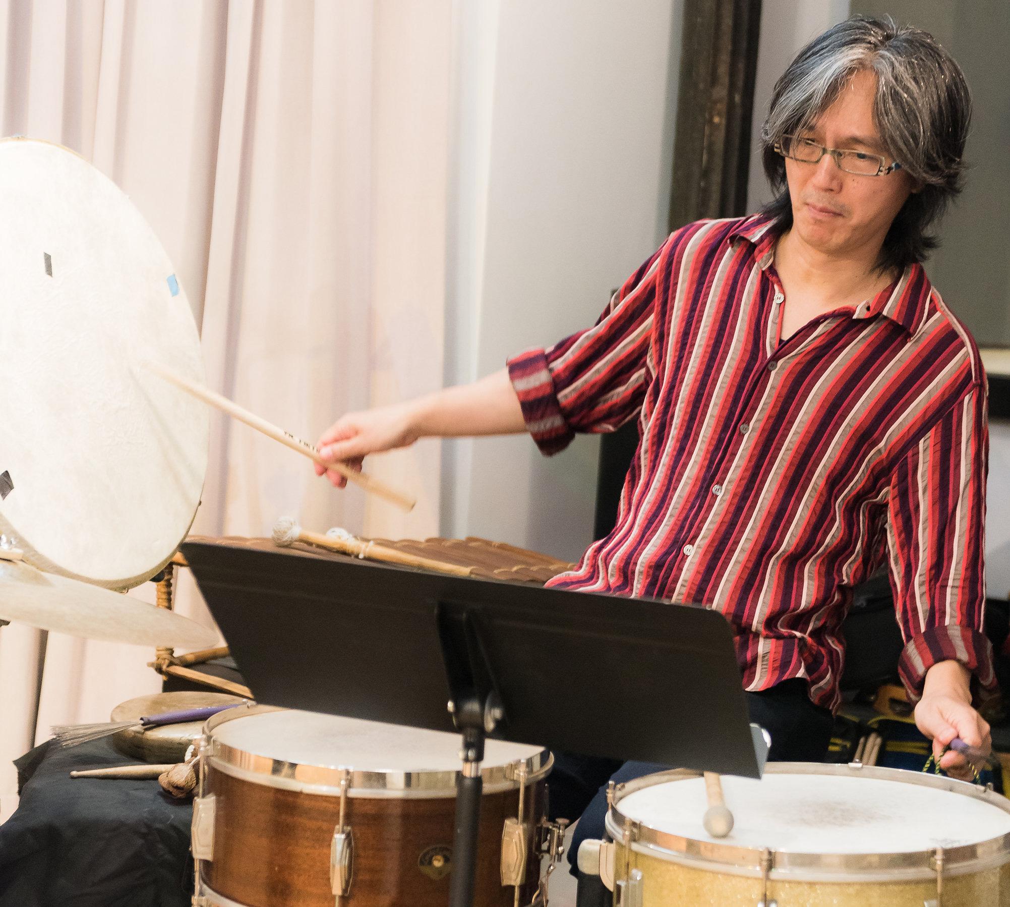 Satoshi Takeishi