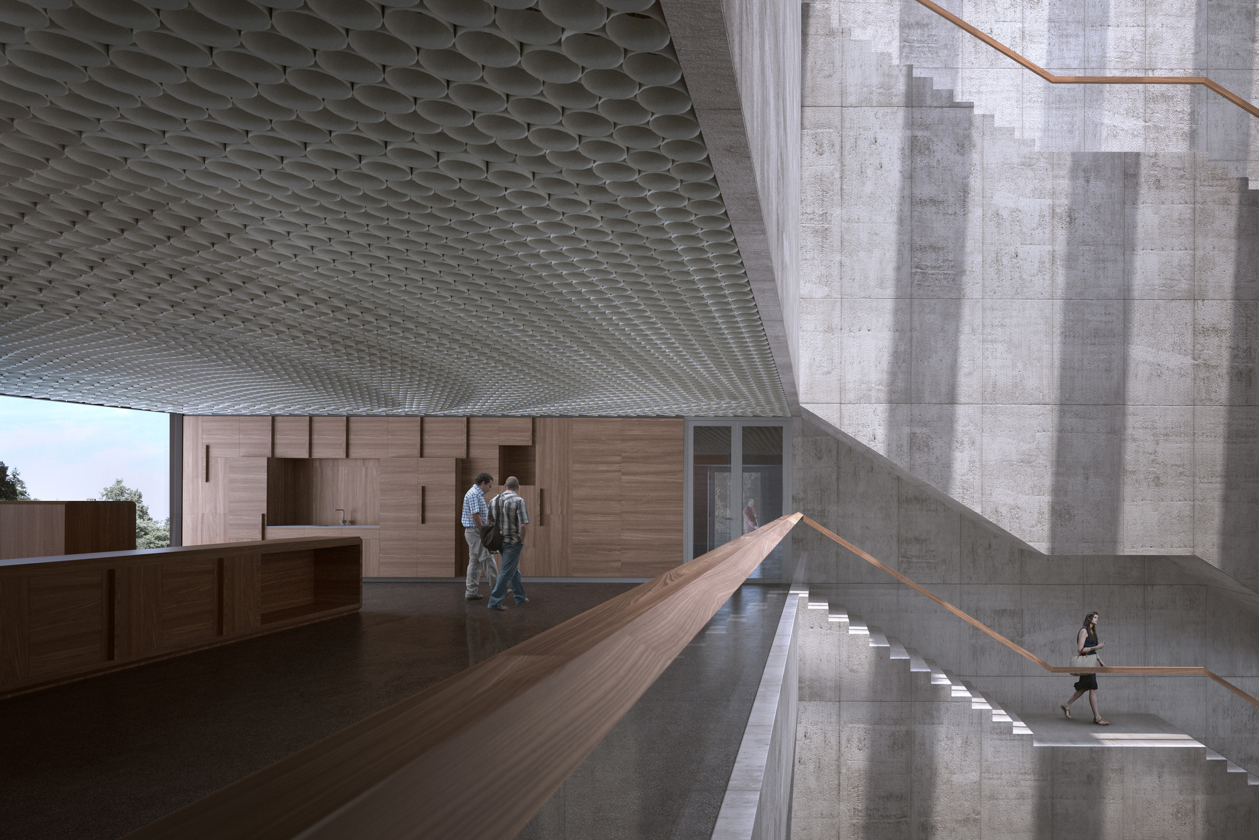 (c) Gramazio Kohler Architects