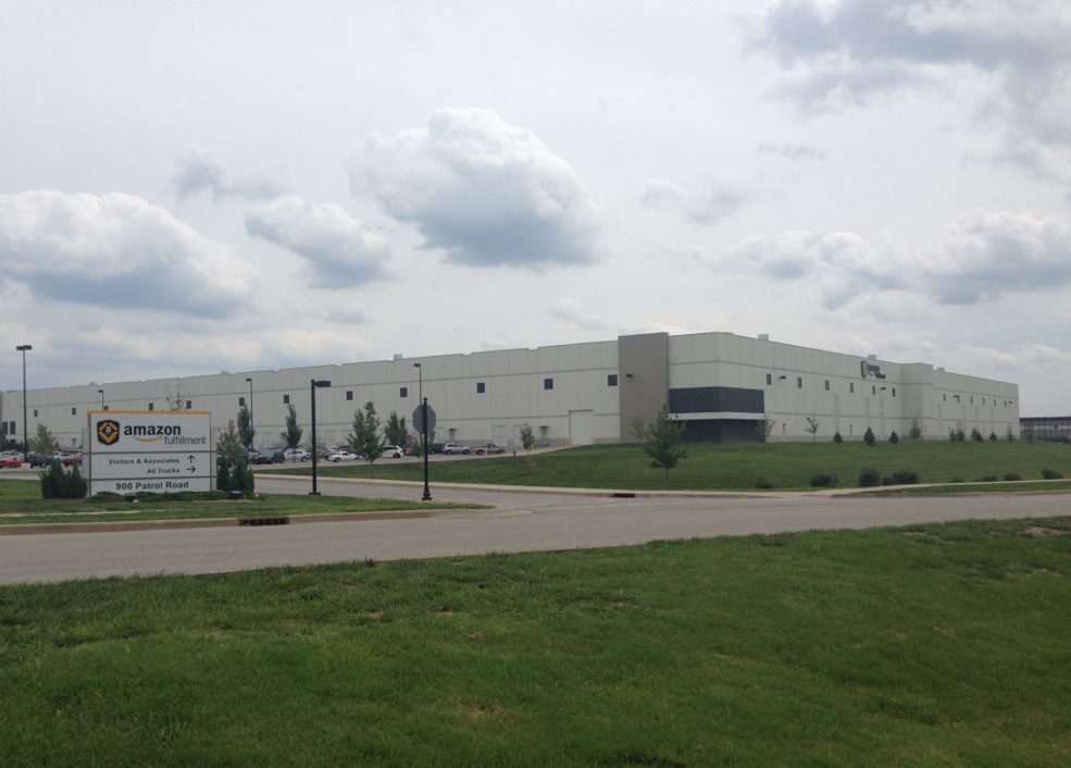 AMAZON – RIVER RIDGE COMMERCE CENTER
