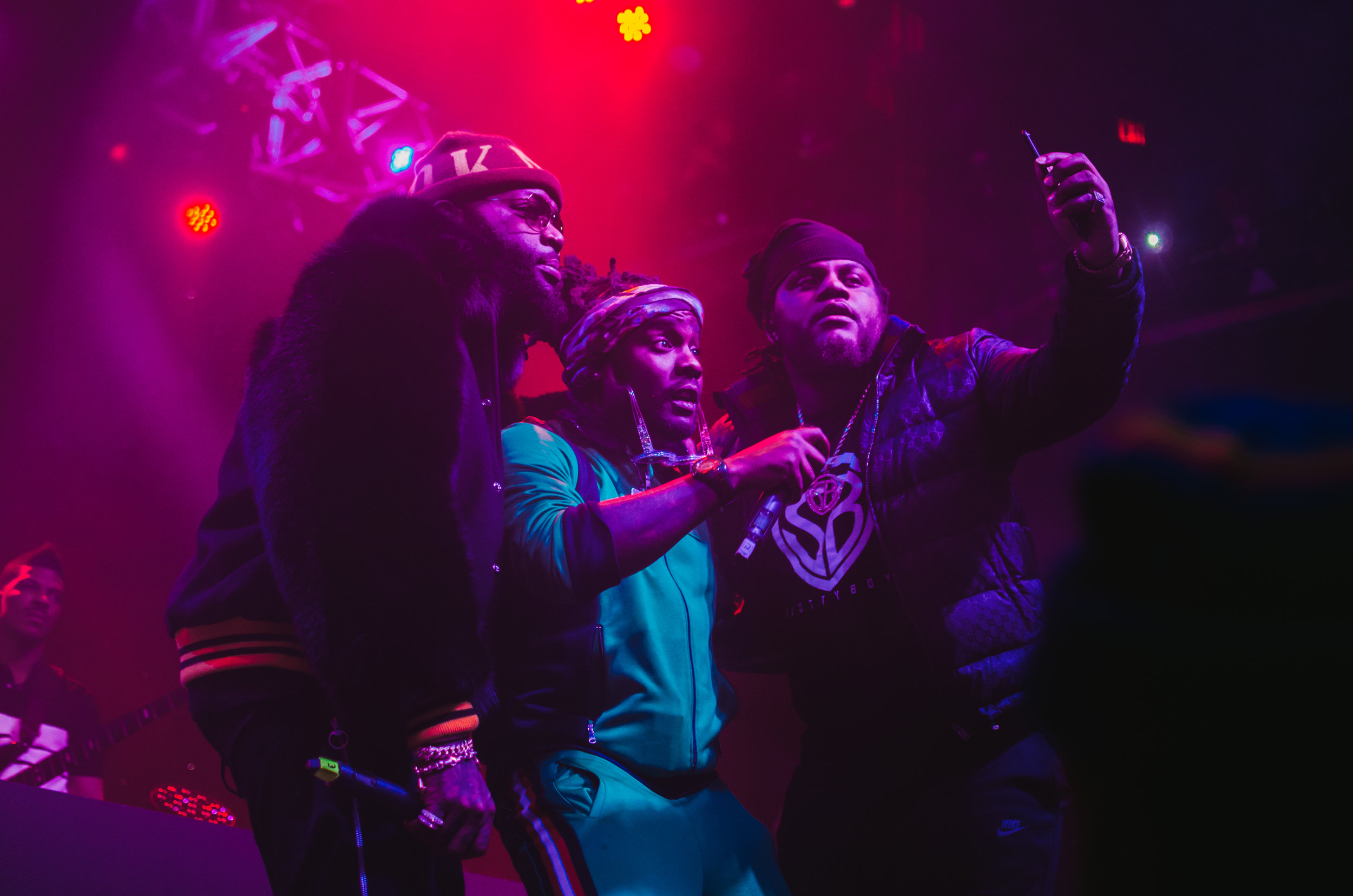 Wale & Friends →