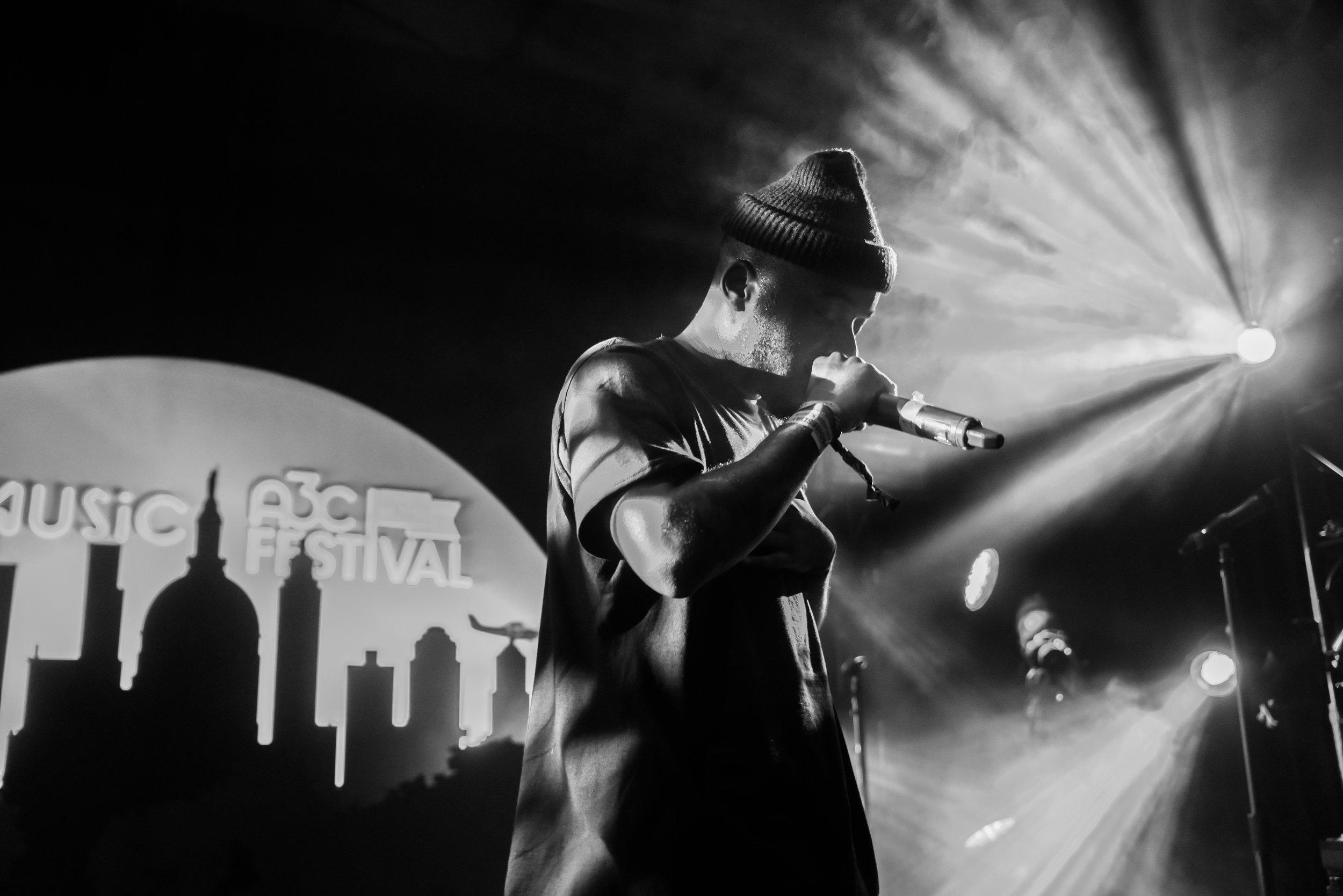 A3C Festival - Atlanta, GA | 10.6-7.18 →
